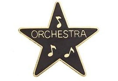 Mini Pin Star Orchestra