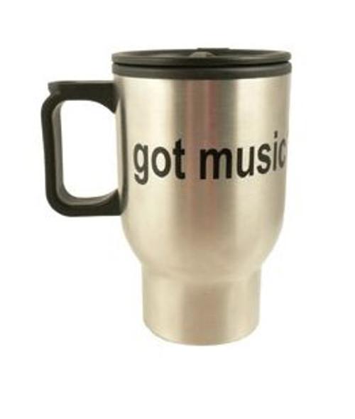 Mug -Travel Stainless Steel