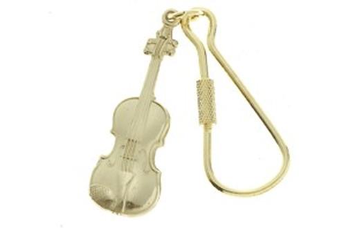 Keychain Violin