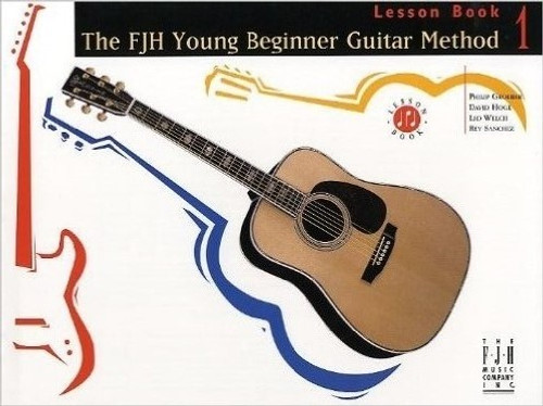 FJH Young Beginner, Theory Activity Book 1, Guitar Method