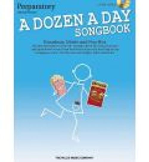 A Dozen a Day Songbook Preparatory - Broadway, Movie & Pop Hits
