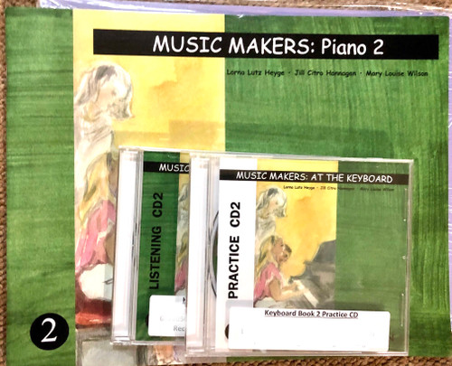 Musikgarten Music Makers: At the Keyboard Level 2 Packet