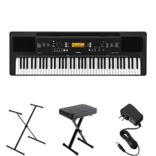 Yamaha PSR-E363 Keyboard Value Package