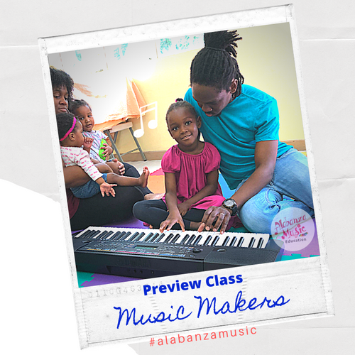 Preview - Music Makers (5yrs +) Musikgarten Class
