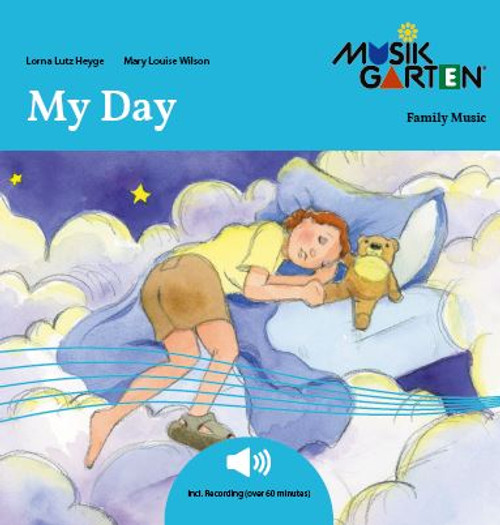 Musikgarten Family Music for Toddlers - My Day