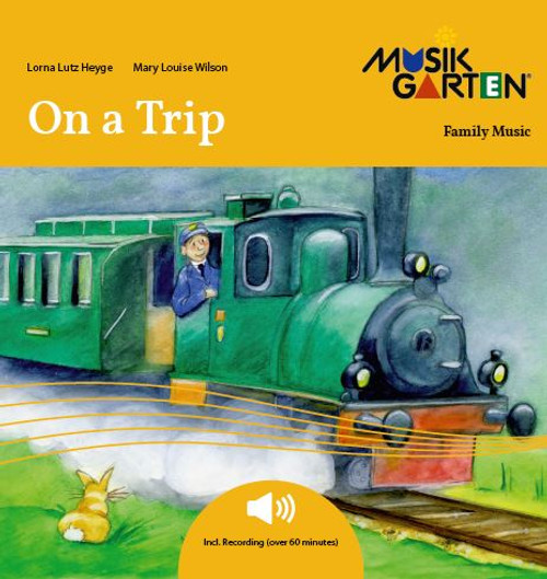 Musikgarten Family Music for Toddlers - On a Trip