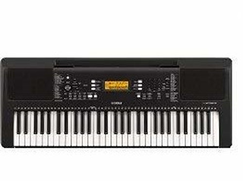 Yamaha PSR-E363 Keyboard & Adapter