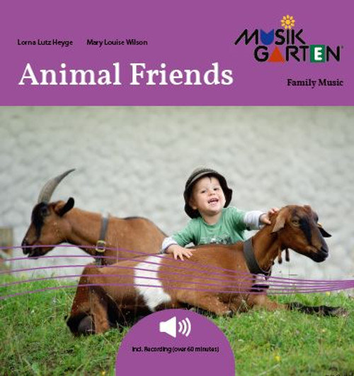 Musikgarten Family Music for Toddlers - Animal Friends