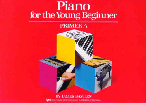 Bastien Piano for the Young Beginner - Primer A