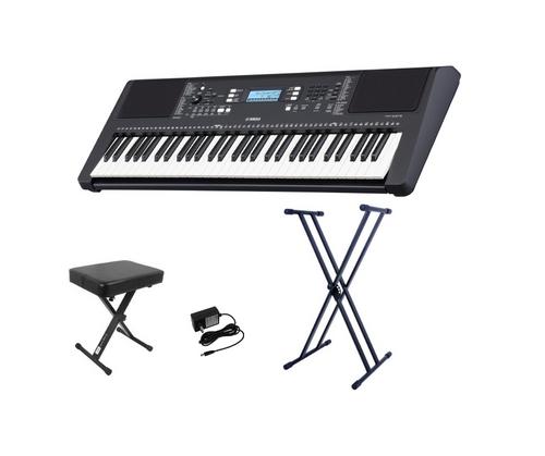Yamaha PSR-E373 Keyboard Value Package