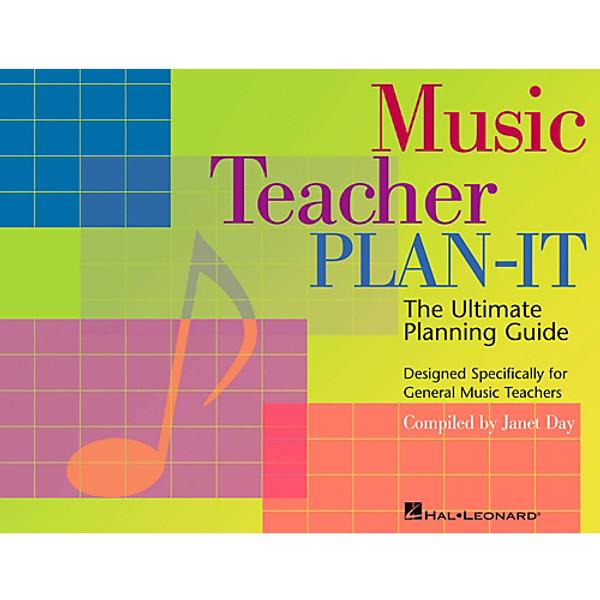 Music Teacher Plan It!