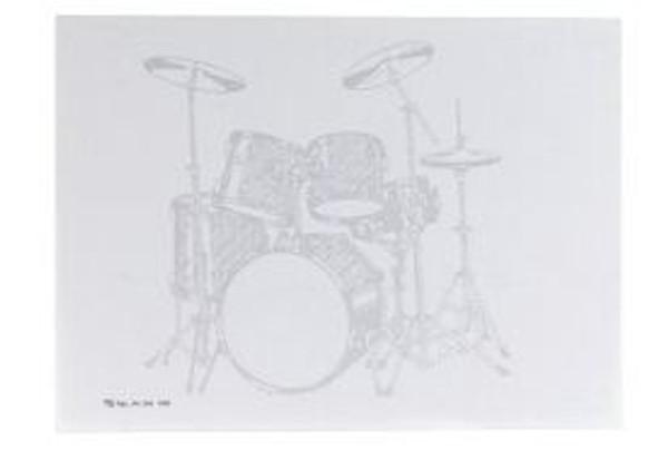 Sticky Pad Drum