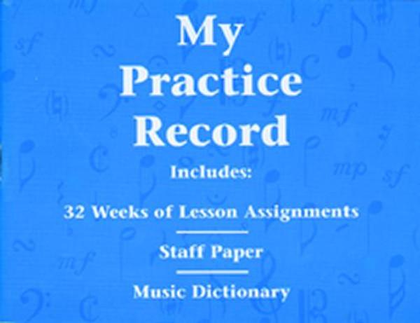 My Practice Record