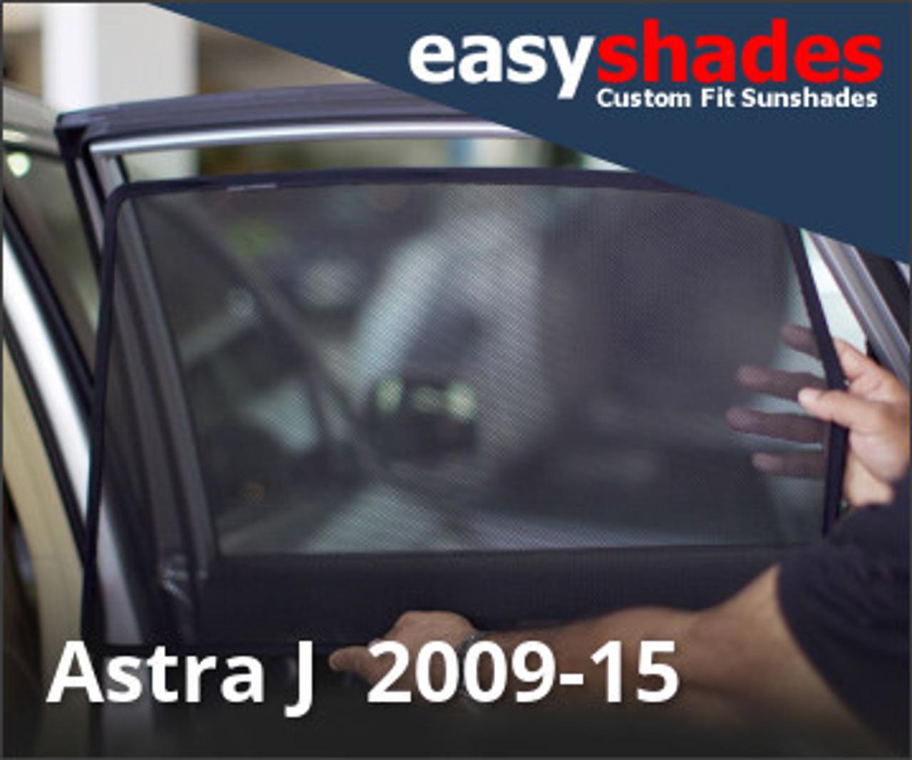 Astra J 2009-15