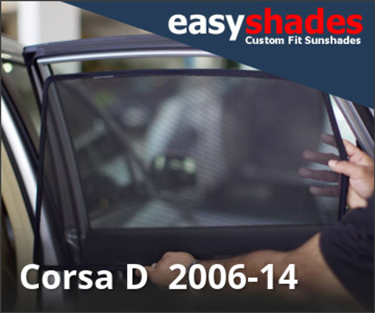 Corsa D 2006-14