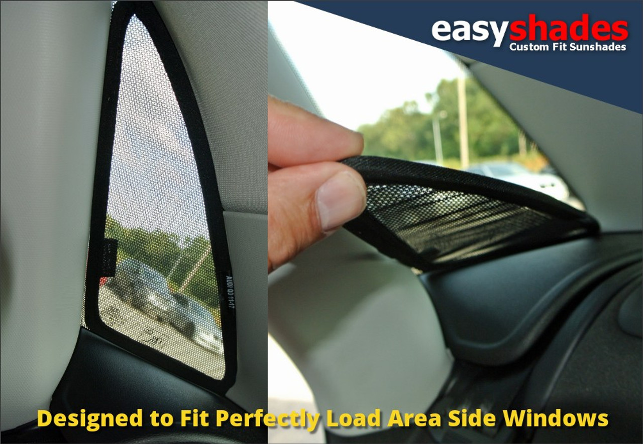 Audi A4 B9 Avant 5dr 2015 Car Shades Uk Tailored Uv Side Window Sun Blinds Baby Interior Car Accessories