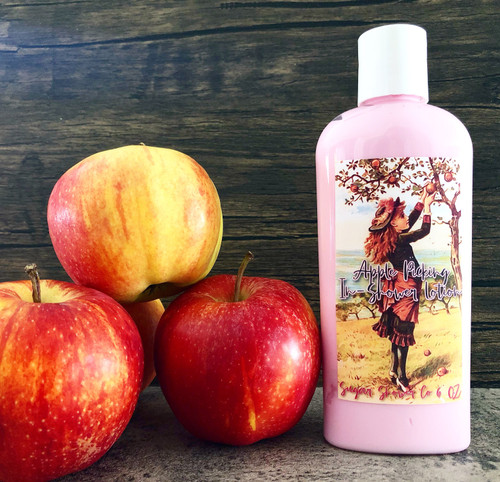 Apple Picking In-Shower Lotion