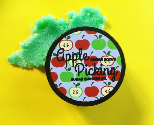 Apple Picking Sugar Scrub