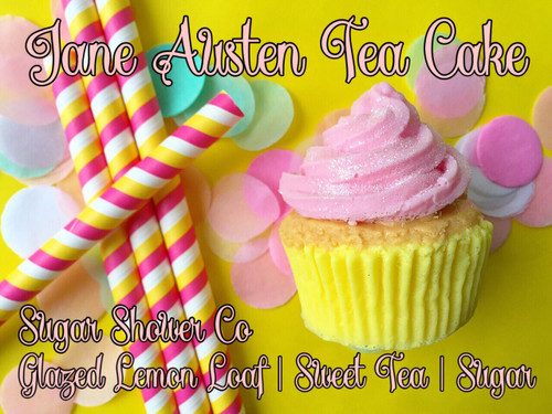 Jane Austen Tea Cake Soap