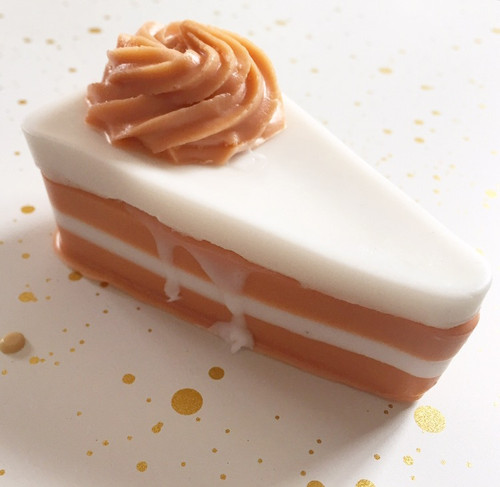 50% OFF! Carrot Cake Soap