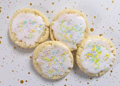 Spring/Easter Sugar Cookie Soaps