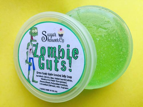 Zombie Guts Jelly Soap
