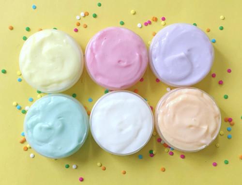 Footie Frosting - Creamy, Moisturizing Foot Cream