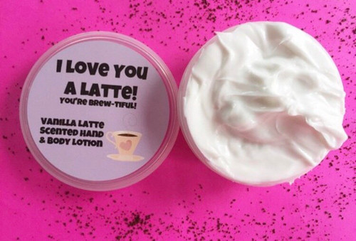 I Love You a Latte Hand & Body Lotion