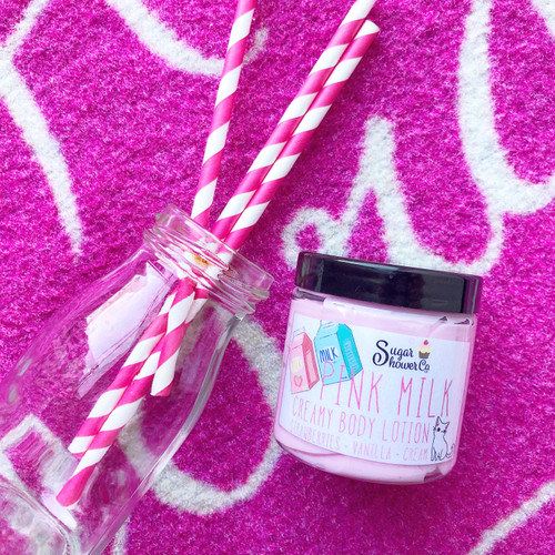 Pink Milk Creamy Body Lotion