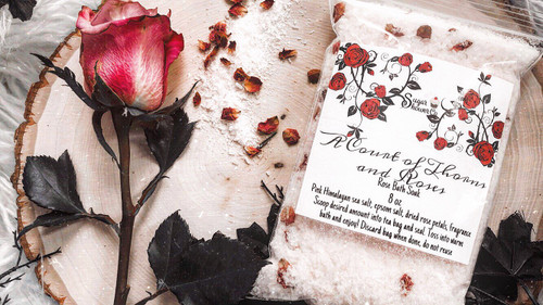A Court of Thorns and Roses Bath Soak