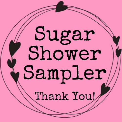 Sugar Shower Sampler Pack With Gift!