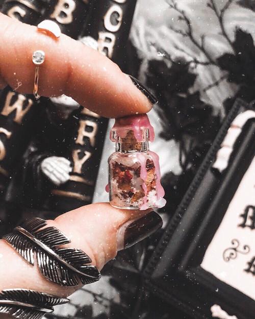Mini Size Self Love Spell Jar