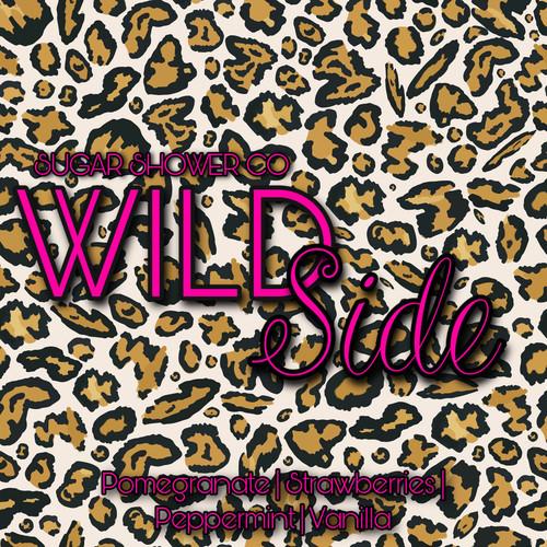 Wild Side - Pomegranate | Strawberries | Peppermint | Vanilla