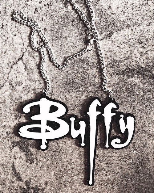 50% OFF! Buffy Necklace