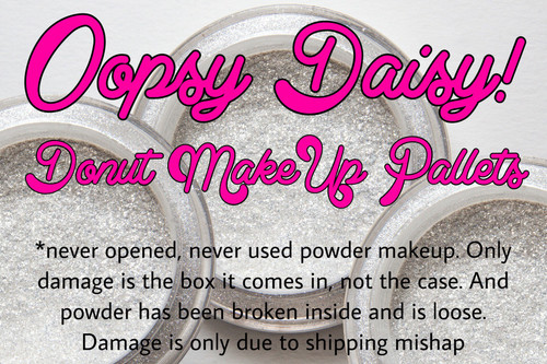 Oopsy Daisy Donut Makeup Pallets