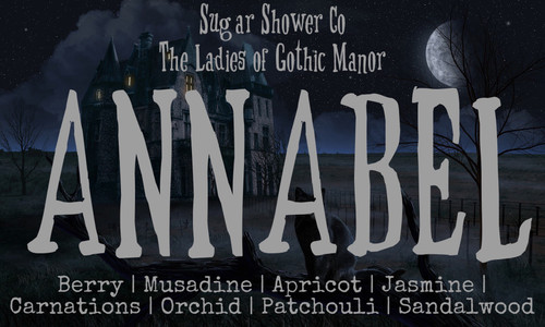 The Ladies of Gothic Manor - Annabel - Berry | Musadine | Apricot | Jasmine | Carnations | Orchid | Patchouli | Sandalwood