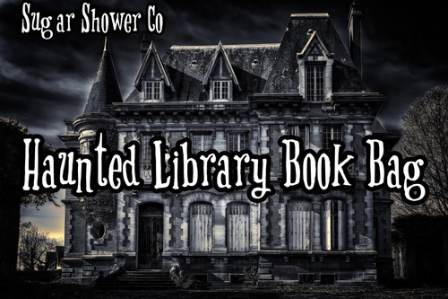 Haunted Library Book Bag