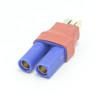 EC5 Female to T Plug Male Conversion Connector
