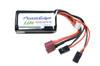 PowerEdge 850 2S LiFe Battery  6.6V 20C RX battery