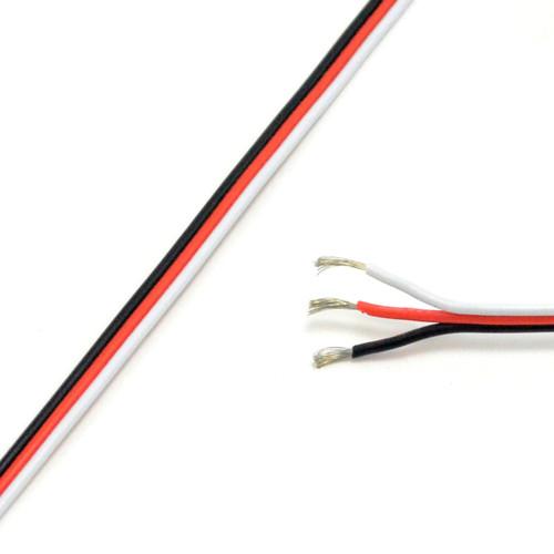 Futaba 22 AWG Servo Wire 100 Foot spool