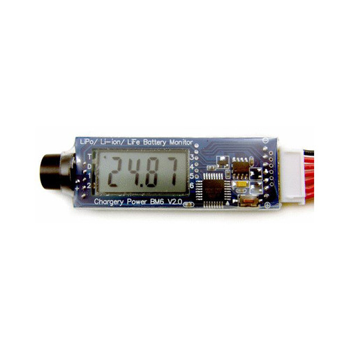 BM6 Lipo Battery Monitor