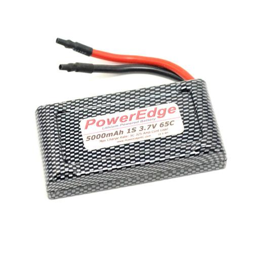 PE 5000 1S 3.7V 65C battery