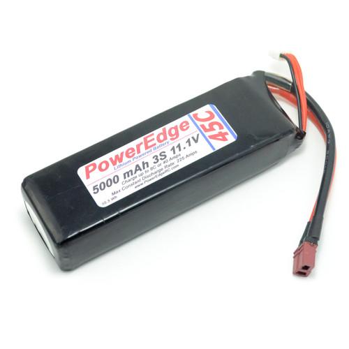 PE 5000 3S 11.1V 45C battery