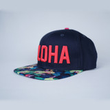 Aloha 3D Embroidered