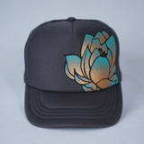 Maui Made Hand Painted Lotus - Petite