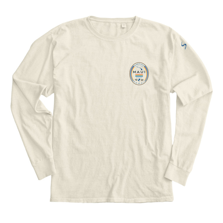 Time Stamp Long-Sleeved