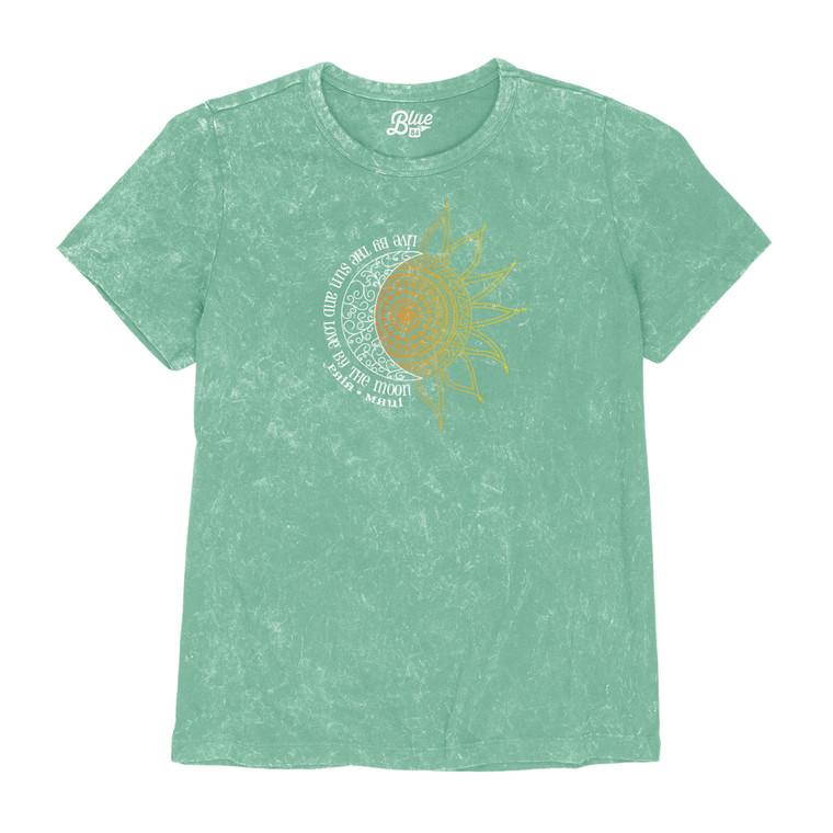 Lunette Sun Moon Mineral Tee