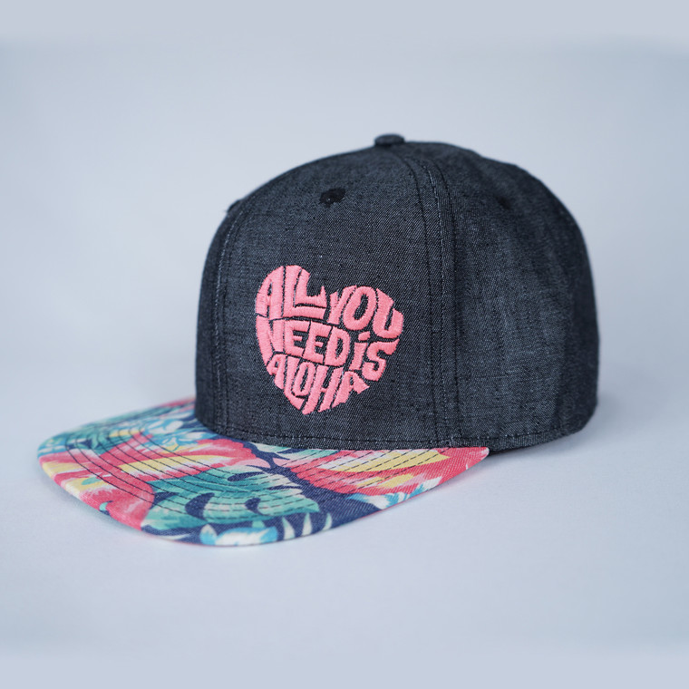 All U Need Hat Embroidered