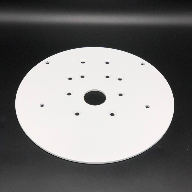 Mounting Plate - Garmin (18 & 24 HD, xHD, HD+ 4kW Radar Domes) (68520)