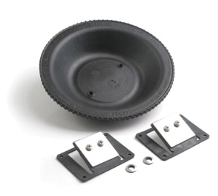 Diaphragm Pump Spares Kit - Nitrile - For Models 117, 120 & 557 Pumps (114N-117-120)